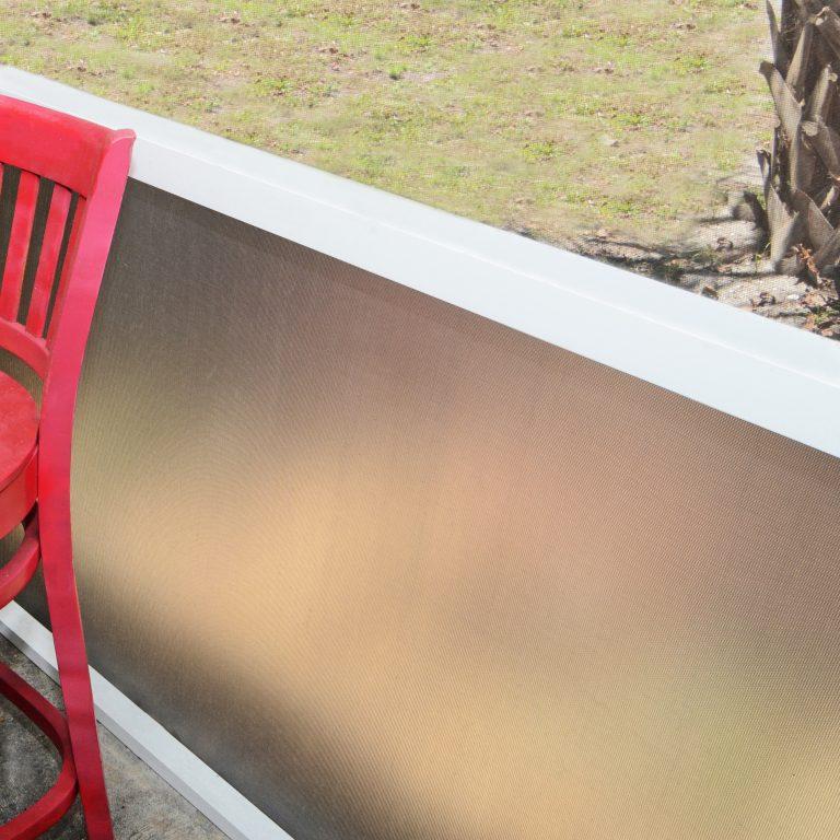 Tela para piscina e pátio Phifer Glas-Shield
