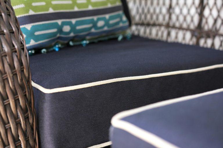 Phifer GeoBella Premium Solids Outdoor Cushion & Pillow Fabric