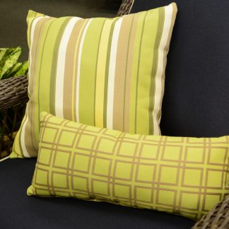 GeoBella® Yellows & Green Outdoor Upholstery Fabrics